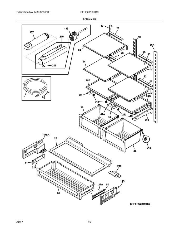 ffhg2250td0 automatic appliance parts appliance model lookup Wiring-Diagram F diagram for ffhg2250td0