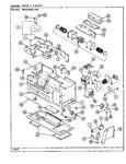 Diagram for 01 - Base & Cavity (mod62)