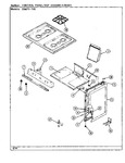 Diagram for 04 - Control Panel/top Assembly/body-lower