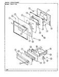 Diagram for 05 - Door/drawer