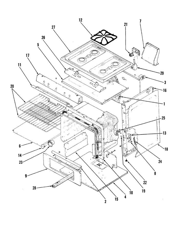 Diagram for 31FA-10K-FJ