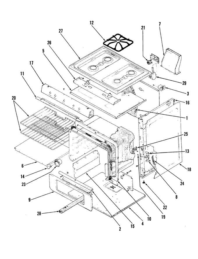 Diagram for 31FA-11KXS-ON