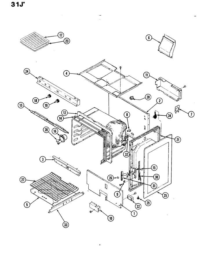 Diagram for 31JA-3KLX-ON