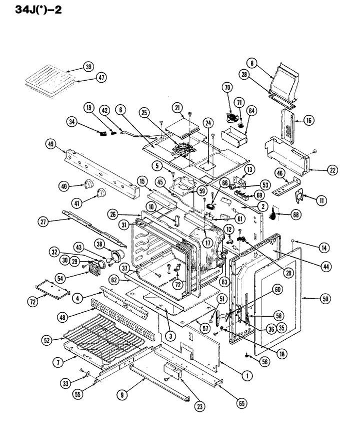 Diagram for 34JN-2CKXW-FS