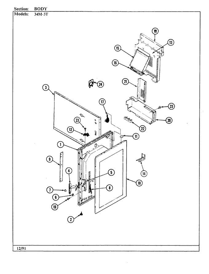 Diagram for 34MA-3TKXW