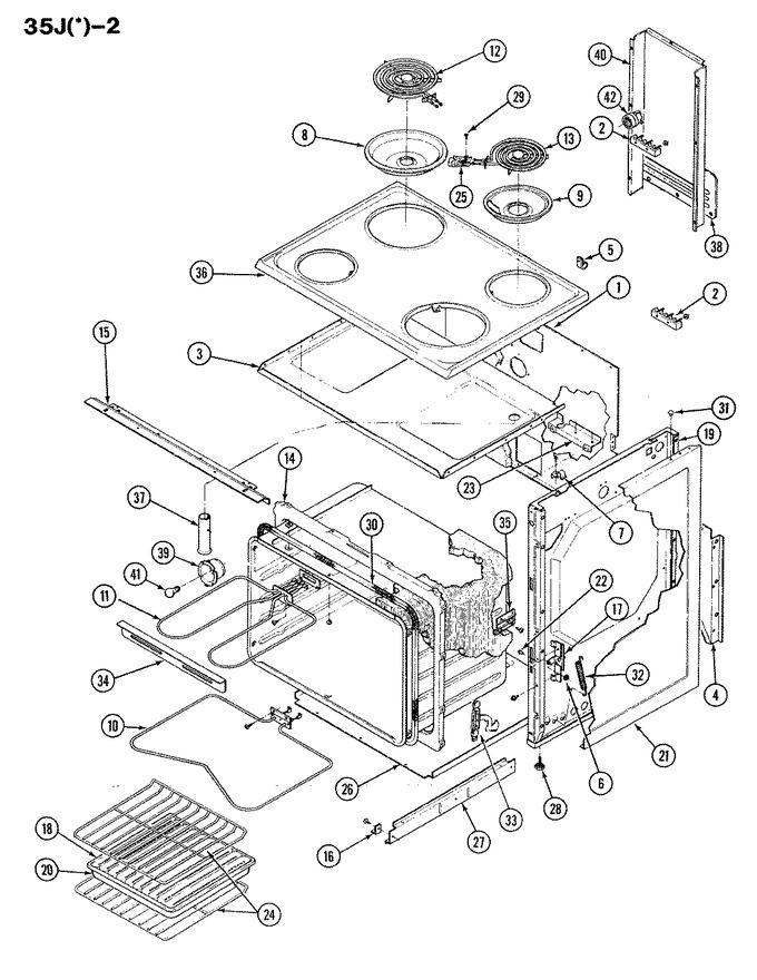 Diagram for 35JN-2CLX-ON