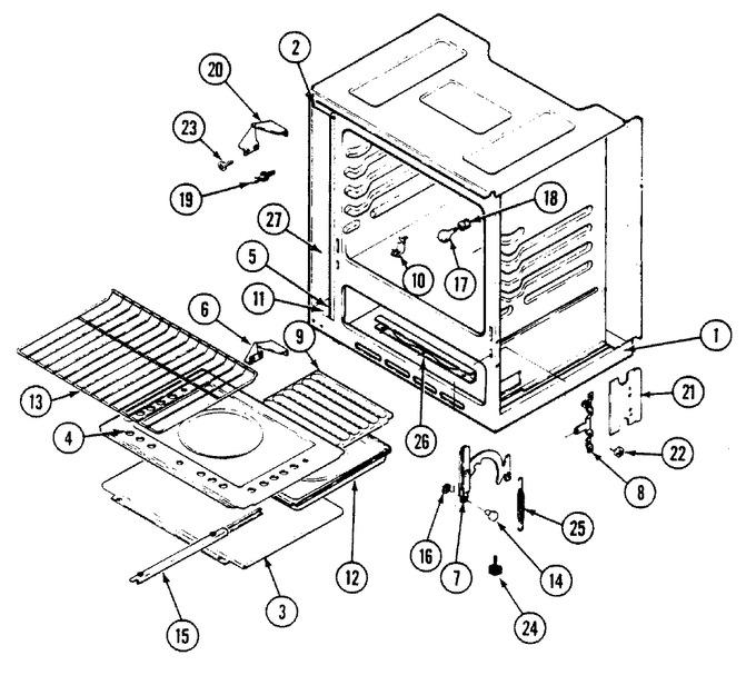 Diagram for 4100PRA