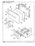 Diagram for 03 - Door/access Drawer