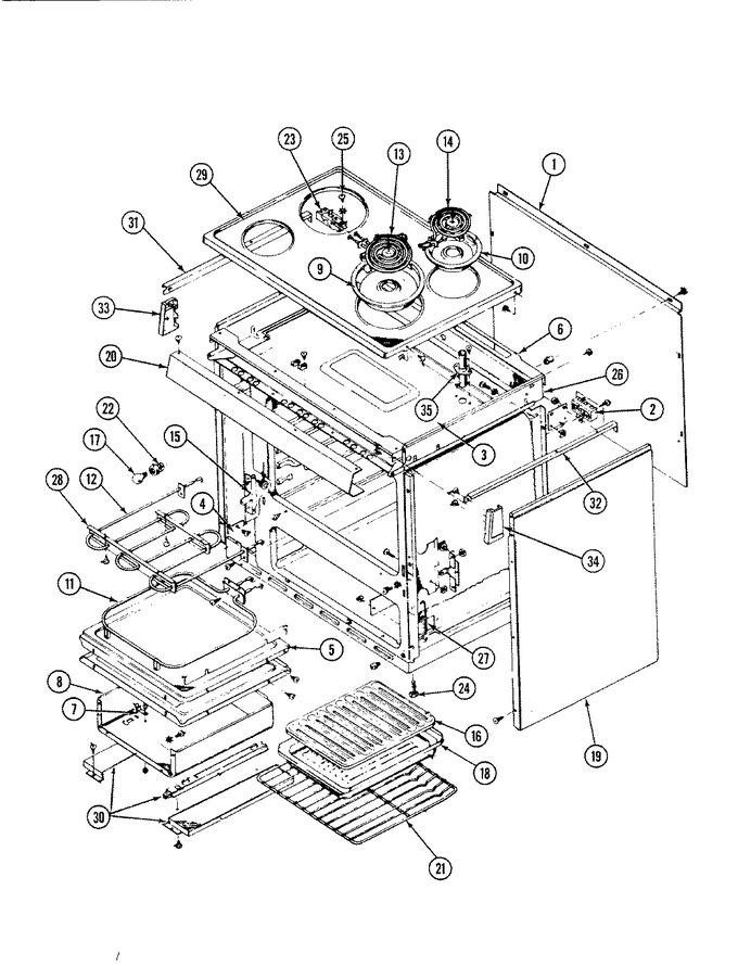 Diagram for 45EA-2W