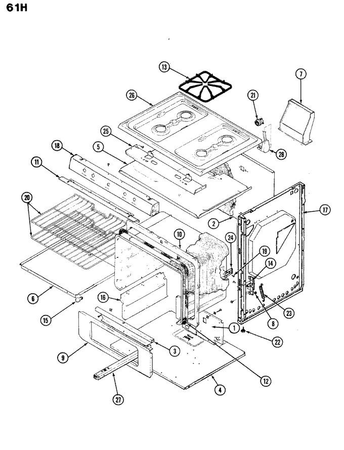 Diagram for 61HA-1