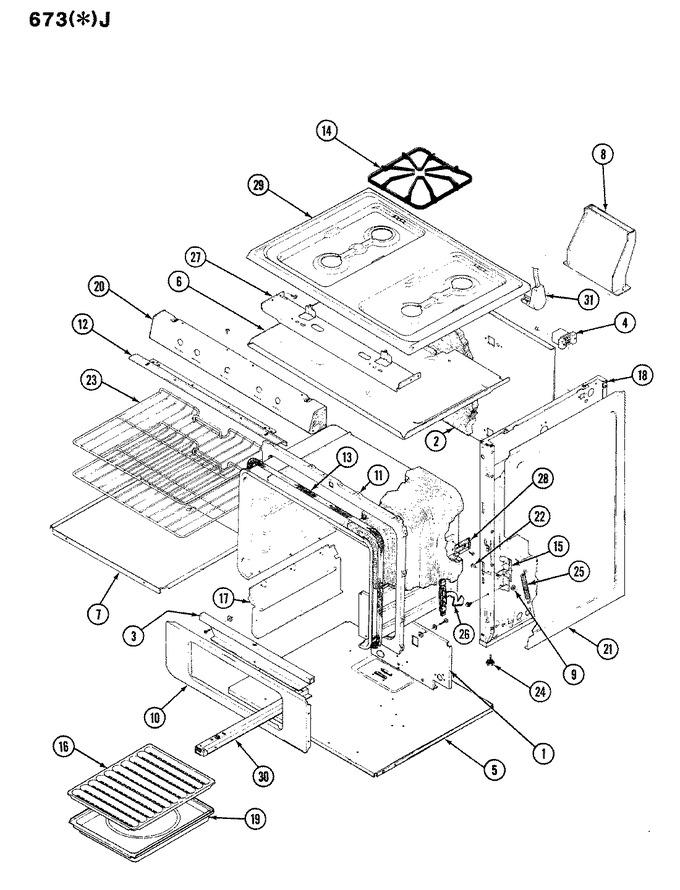 Diagram for 673AJ-KV
