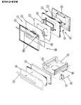 Diagram for 04 - Door\drawer