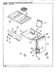 Diagram for 02 - Control Panel/top Assy./body