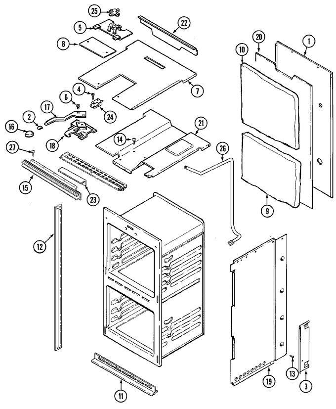 Diagram for 9855XUB