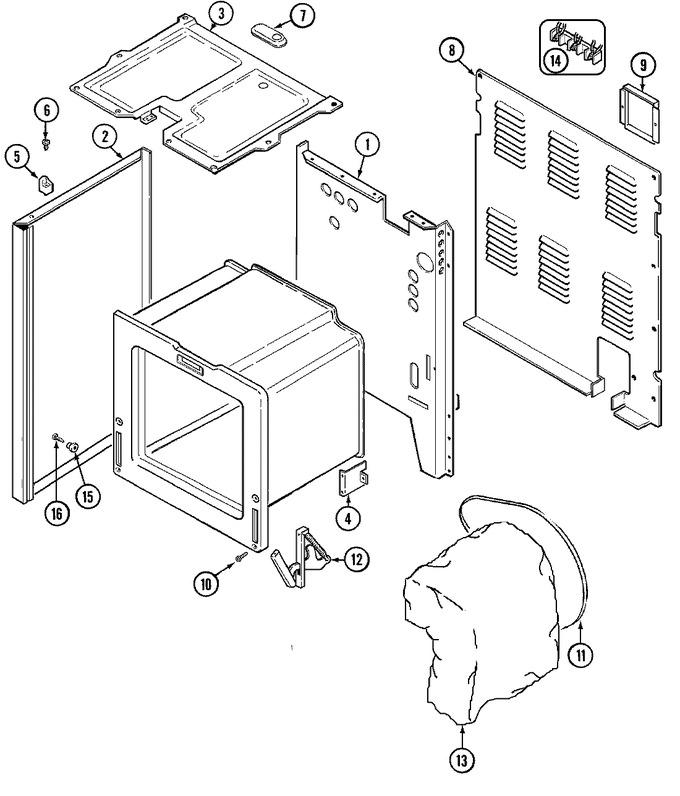 Diagram for CER2350AGL