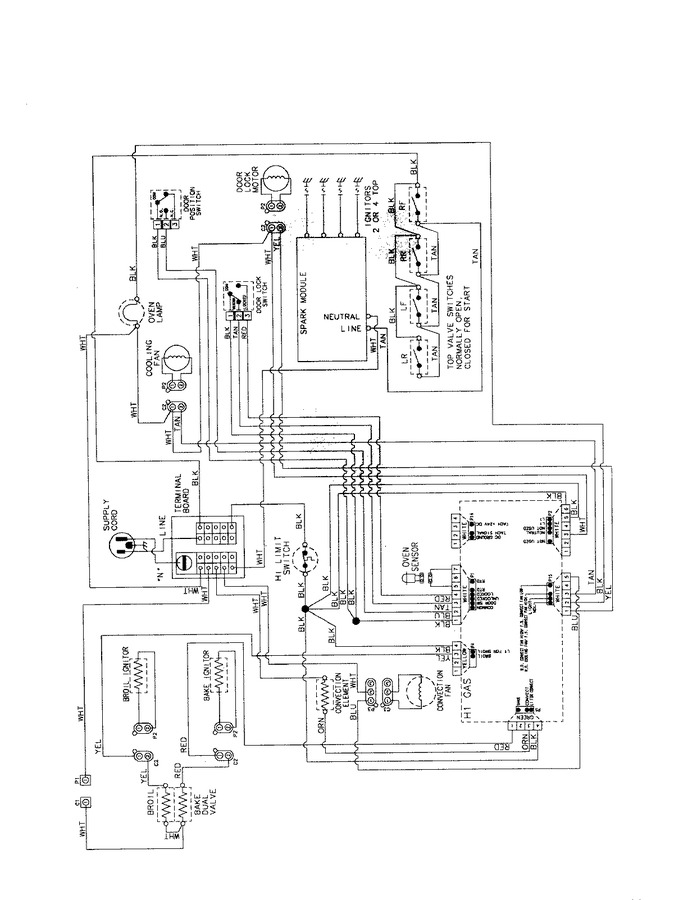 Diagram for AGS5730BDW
