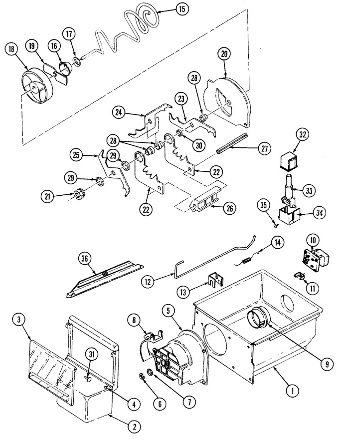 rsw24e0dam automatic appliance parts appliance model lookup rh automaticappliance com Maytag Icemaker Wiring Maytag Refrigerator Schematic