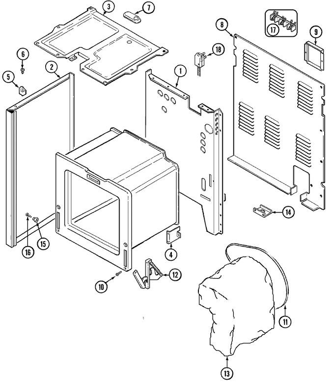 Diagram for CC35111ACV