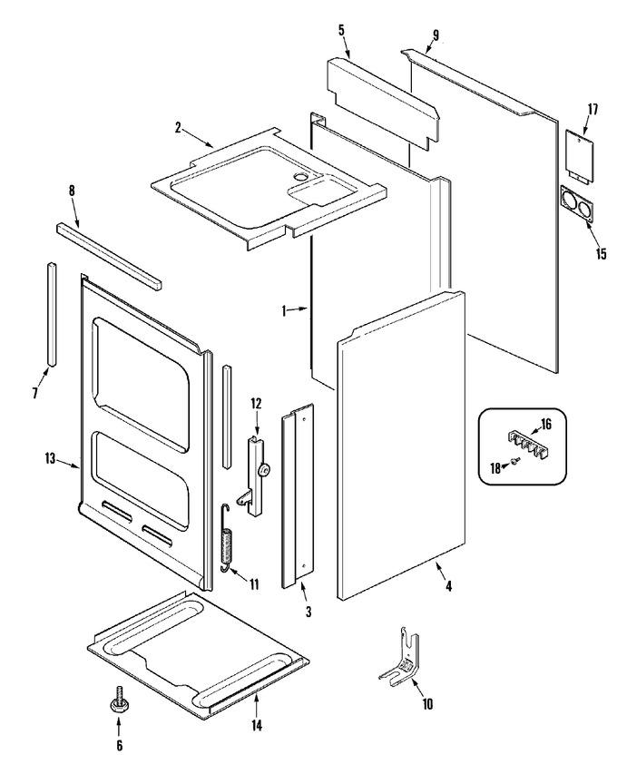 Diagram for CE11000AAV