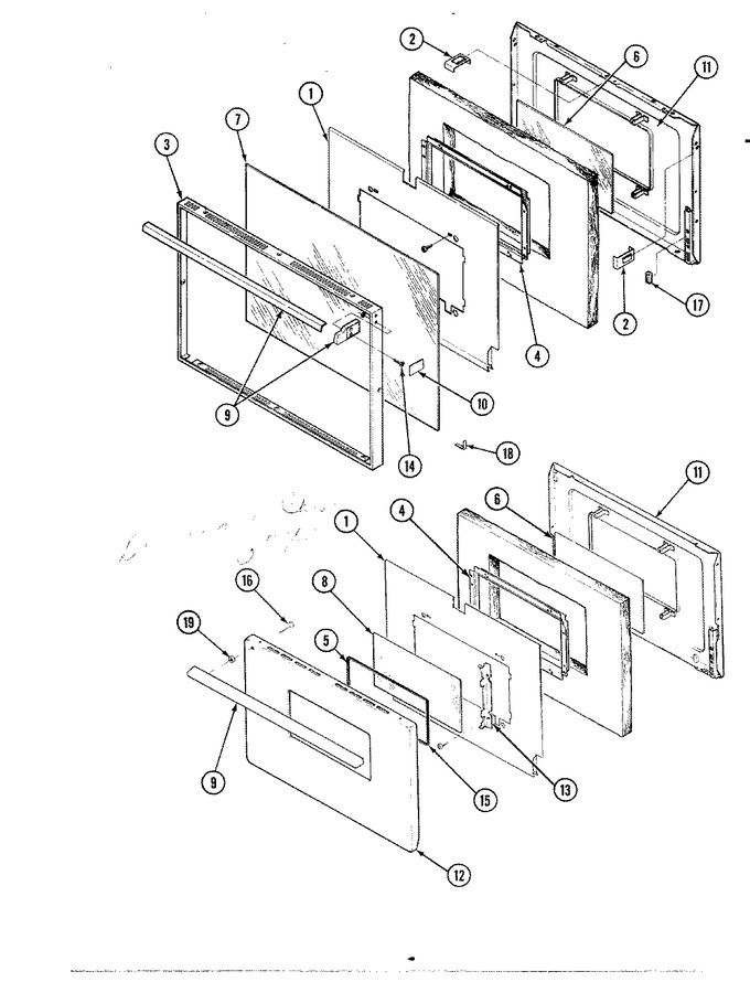 Diagram for CG8422MW729RG