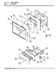 Diagram for 04 - Door/drawer (cgx3d5vk)