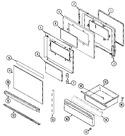 Diagram for 02 - Door/drawer