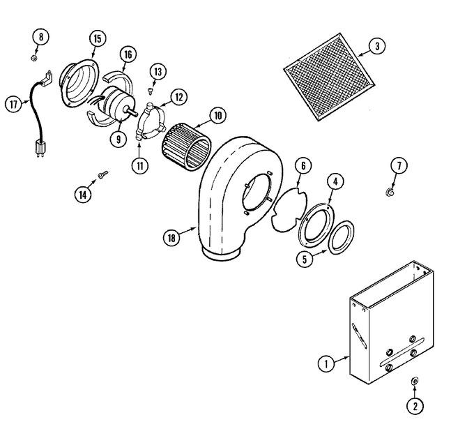 Diagram for JED8430ADB