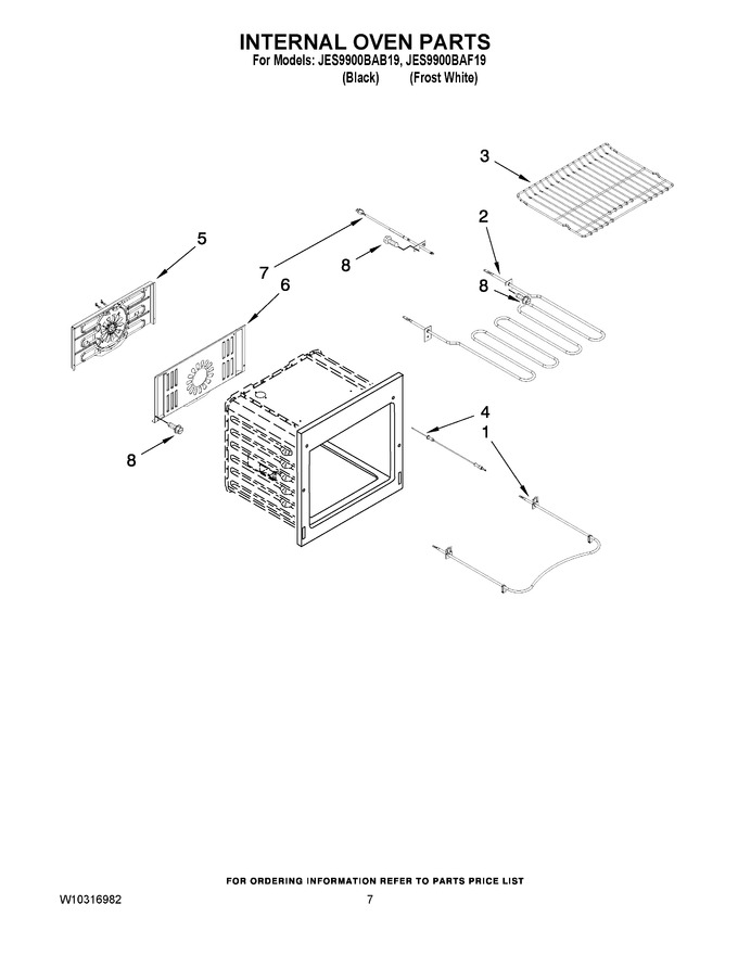 Diagram for JES9900BAB19