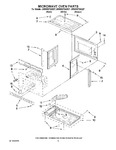 Diagram for 06 - Microwave Oven Parts