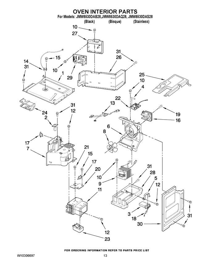 Diagram for JMW8530DAQ28