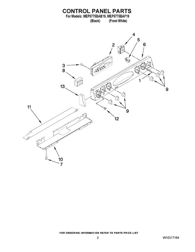 Diagram for MEP5775BAF19