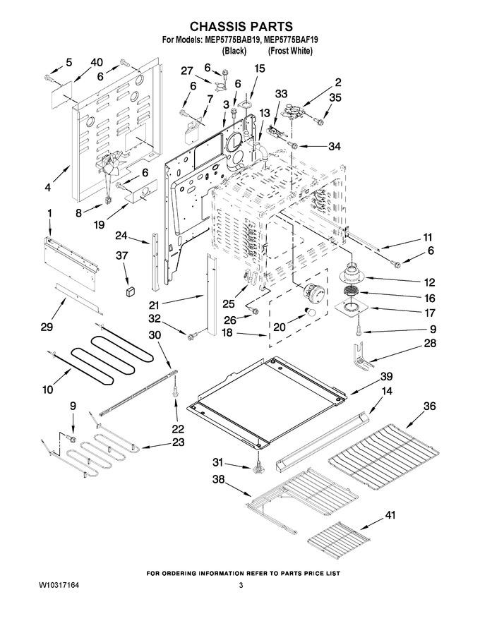 Diagram for MEP5775BAB19
