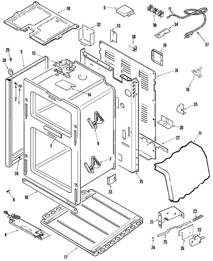 Diagram for MER6555ACW