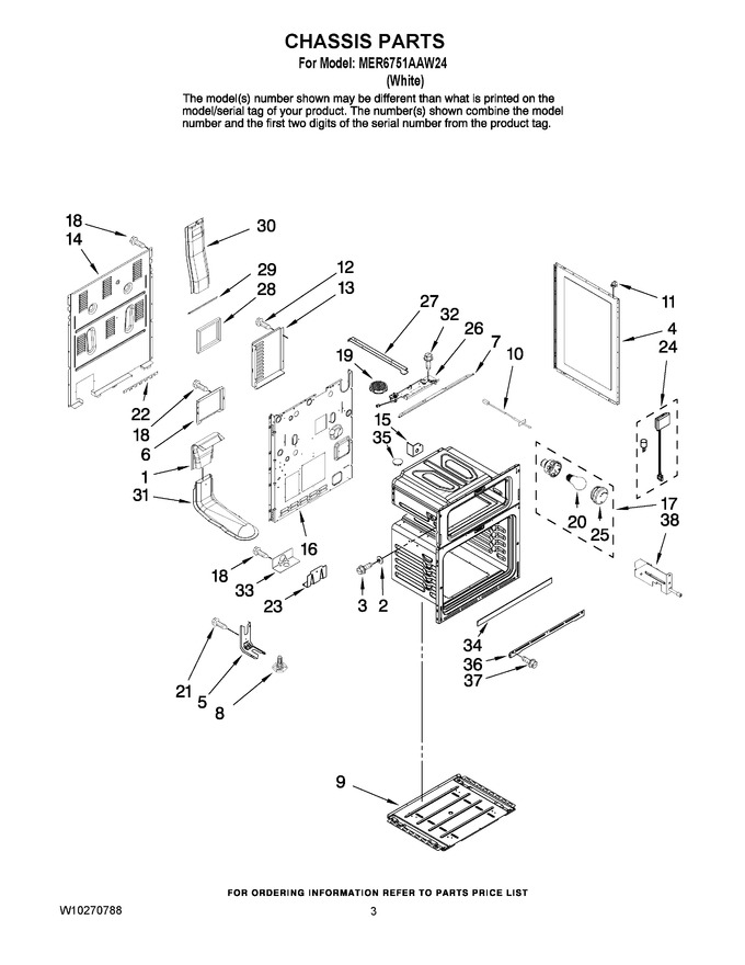 Diagram for MER6751AAW24