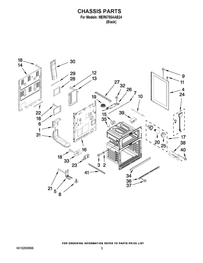 Diagram for MER6755AAB24