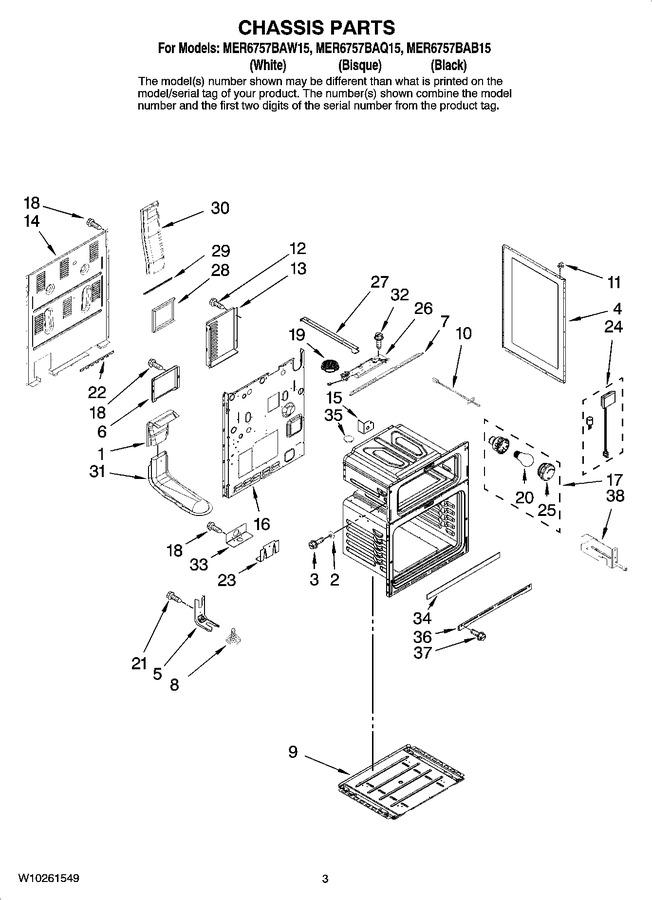 Diagram for MER6757BAB15