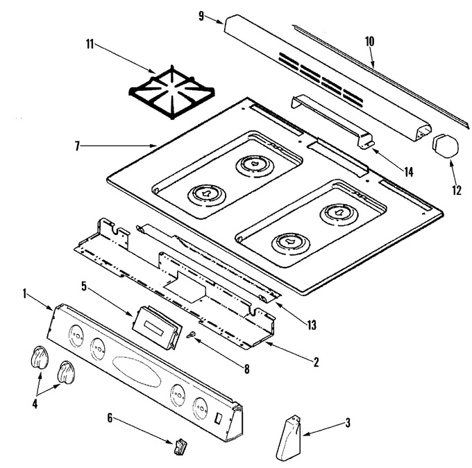 Diagram for MGS5752BDS