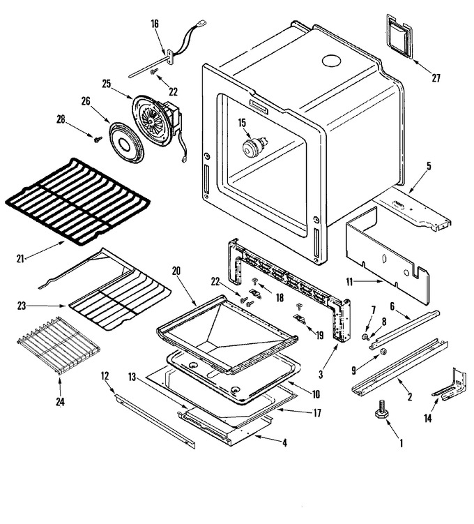 Diagram for MGS5875BDS