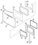 Diagram for 05 - Door