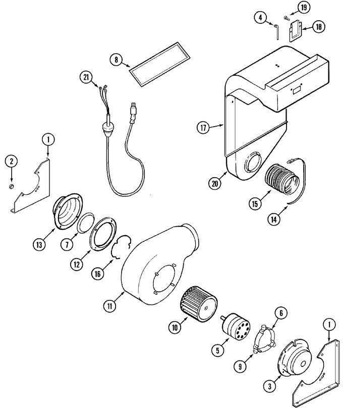 Diagram for SVD48600BC