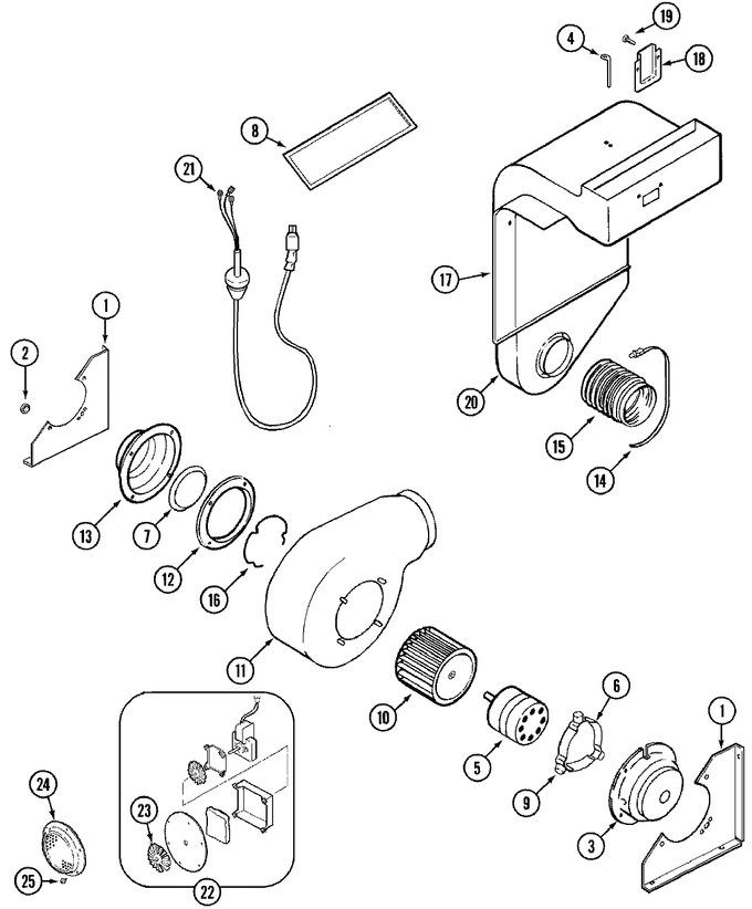 Diagram for SVD48600PT