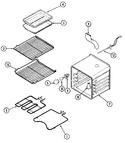 Diagram for 06 - Oven (pt,pu Models)