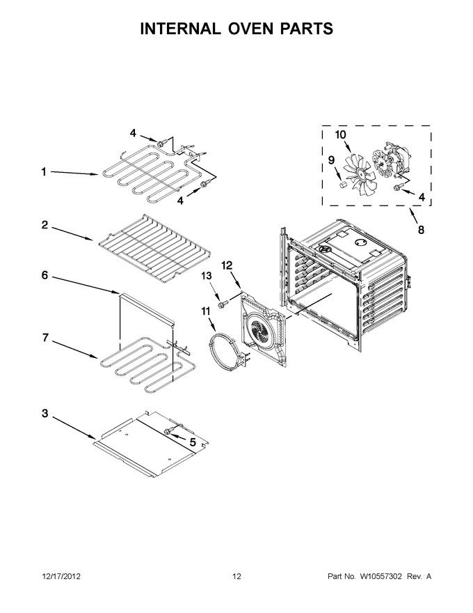 Diagram for MEW9630AB01