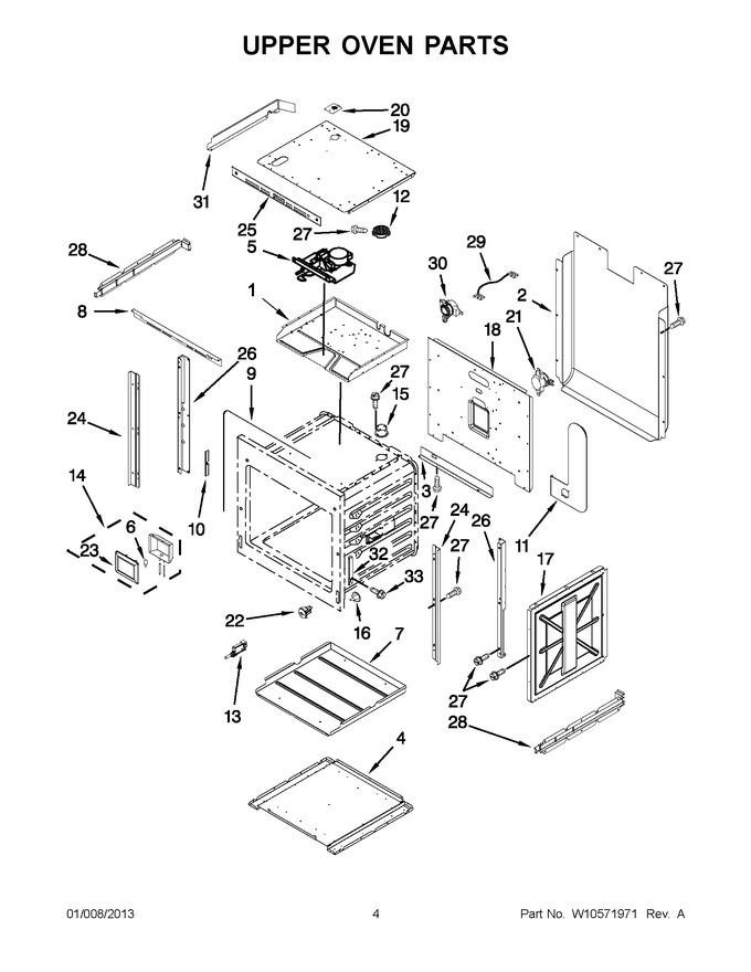 Diagram for JJW2827WW02