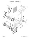 Diagram for 03 - Blower Assembly