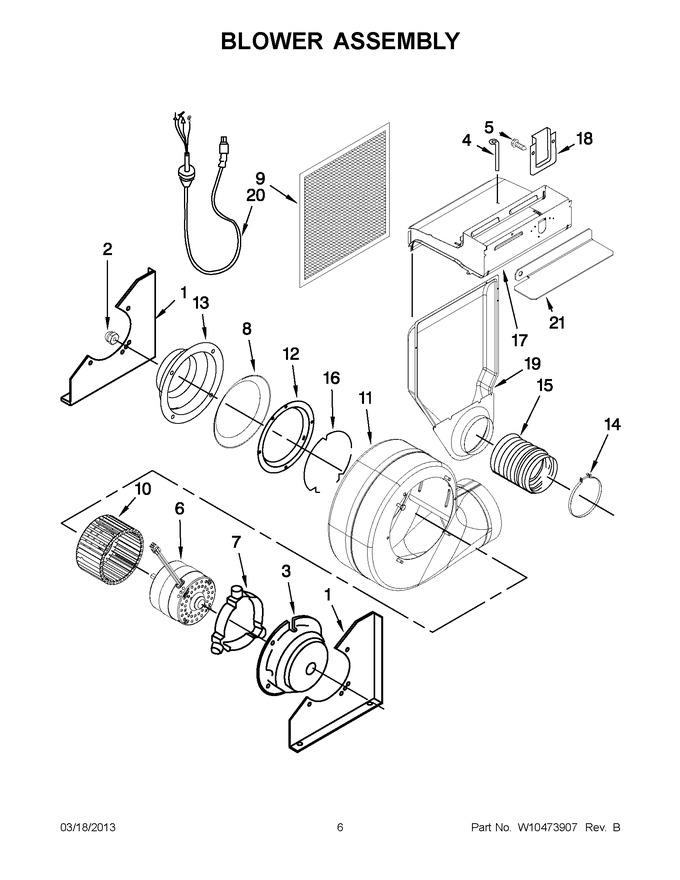 Diagram for JES9900CCS02