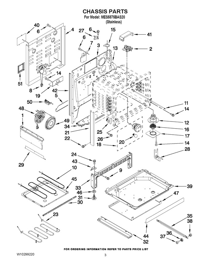 Diagram for MES5875BAS20