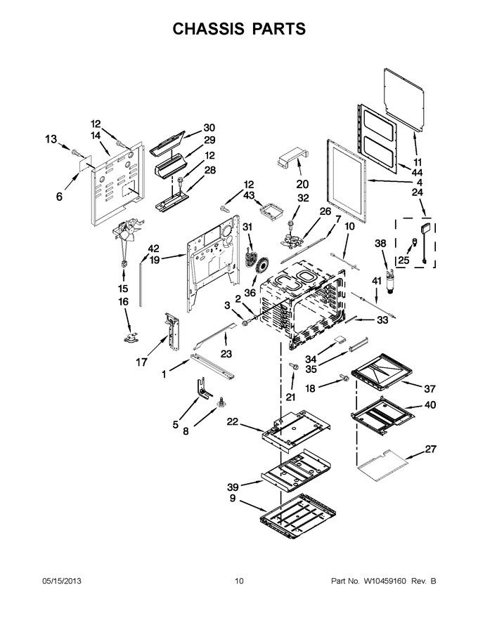 Diagram for JGS9900CDS02