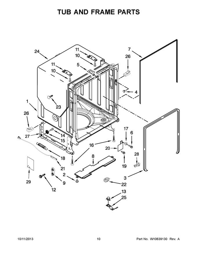jdb8500awx3 automatic appliance parts appliance model lookup Room Framing Diagram diagram for jdb8500awx3