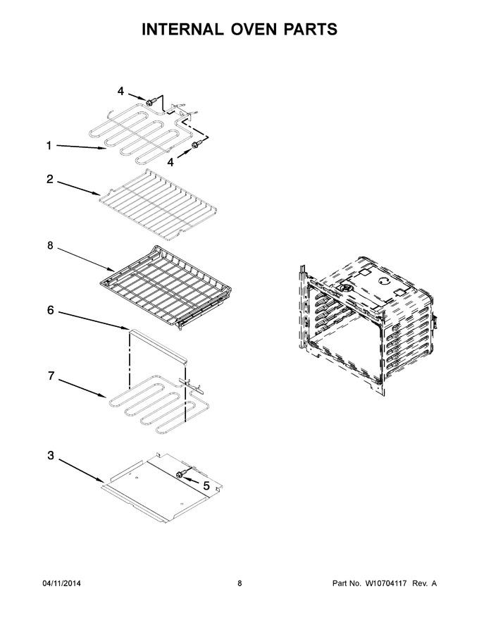 Diagram for MEW7527DE00